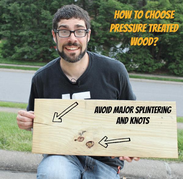 Choosing Good Wood