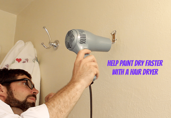 Help Paint Dry Faster