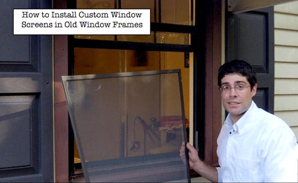 replace garage door rollers how to install custom window screens