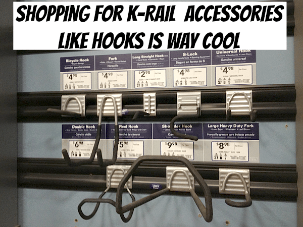 K Rail Accessories