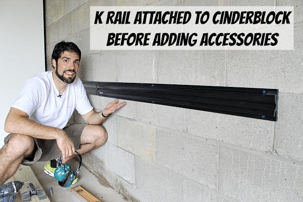 Naked K Rail