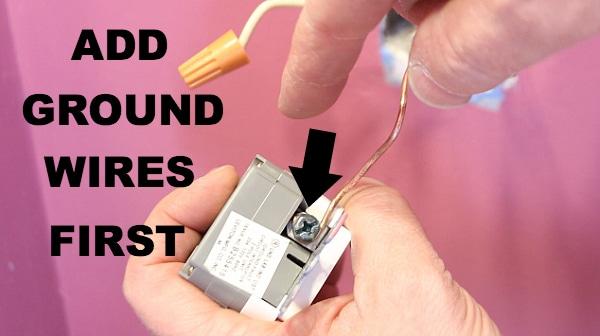 Add Ground Wires