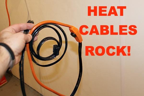 Heat Cables Rock