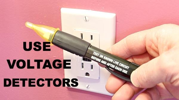 Use Voltage Detectors