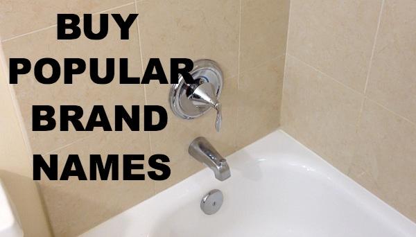 Buy Popular Brand Names