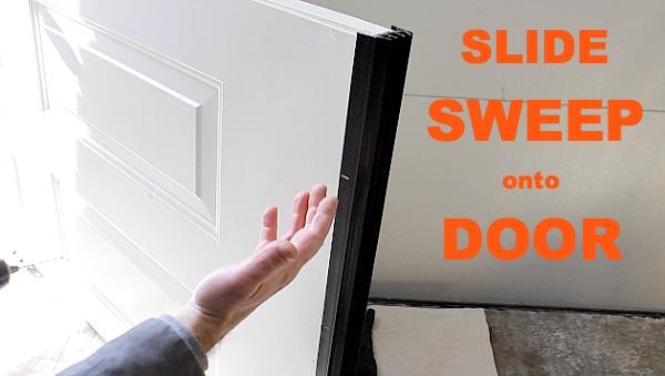 The Best Door Sweep For Exterior Doors Home Repair Tutor