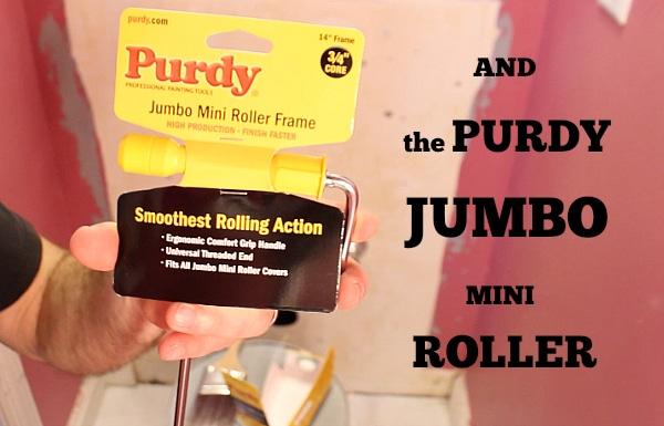 Purdy Jumbo Mini Roller