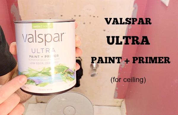 Valspar Ultra for Ceiling