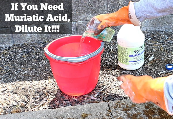 How To Clean Efflorescence Off Stone Walls Some Elbow
