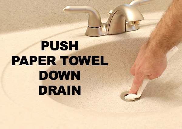 Astounding How To Clean A Stinky Sink Drain Home Repair Tutor Download Free Architecture Designs Embacsunscenecom