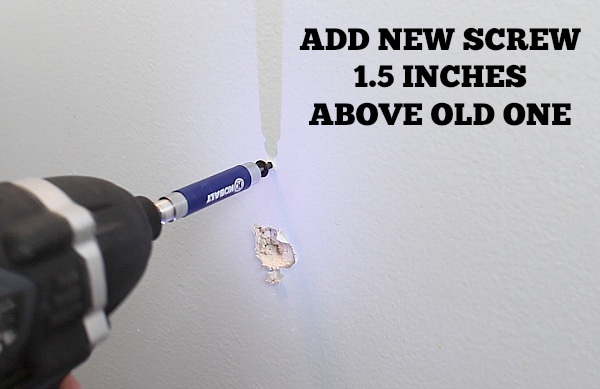 Repair Nail Pops And Holes In Sheetrock Fast Fixes With 5