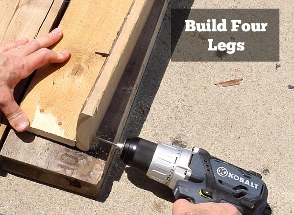 Build Four Legs