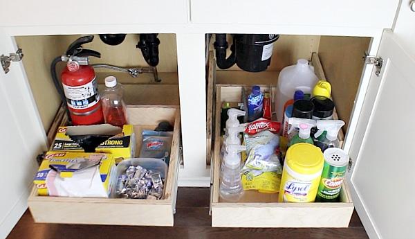 New Kitchen Storage Solutions