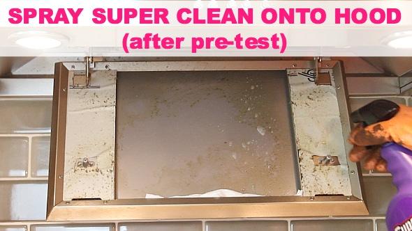 Pre Test Super Clean