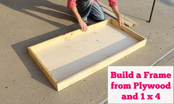 Build a frame