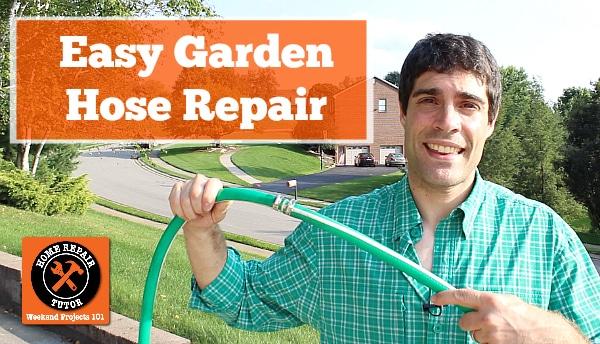 Garden Hose Repair