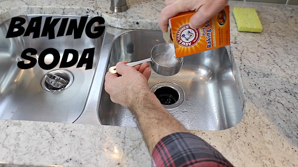 Baking Soda for Disposals