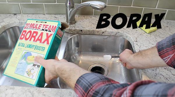 Borax for Disposals