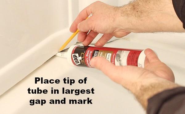 How To Caulk A Bathtub Home Repair Tutor