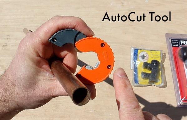 AutoCut Tool