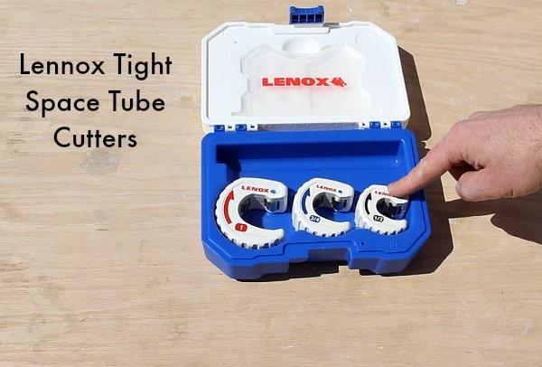 Lennox Tube Cutters