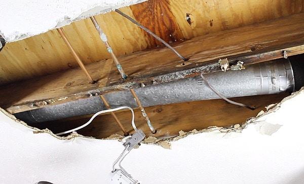 Pinhole Leak Result