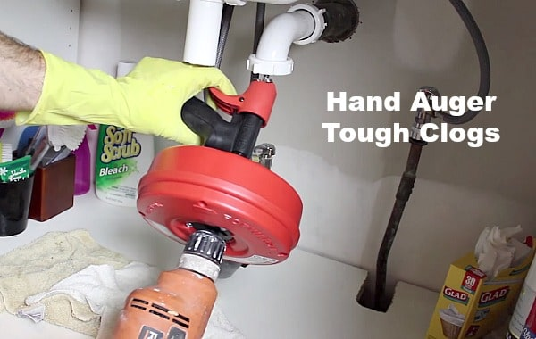 How To Unclog A Kitchen Sink Home Repair Tutor