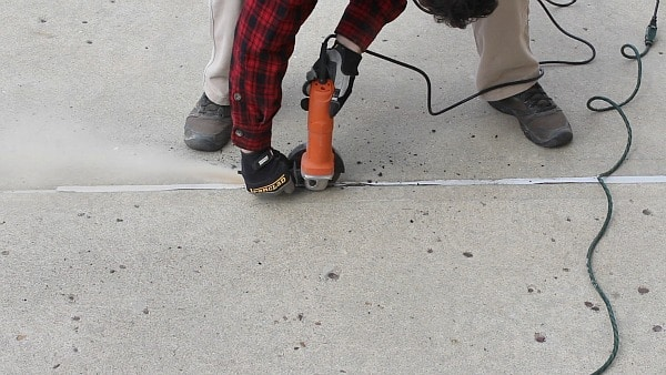 How To Use An Angle Grinder Home Repair Tutor