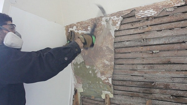 Old Plaster Walls