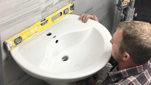 Sink Level