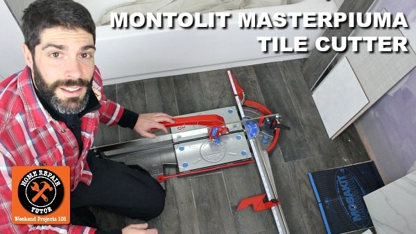 Montolit Masterpiuma Tile Cutter