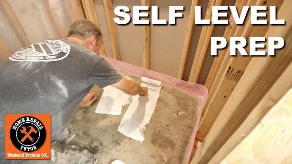 How to Level Concrete Floor