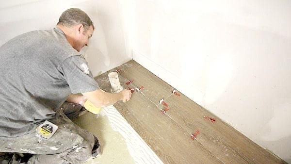 How to Tile Floor