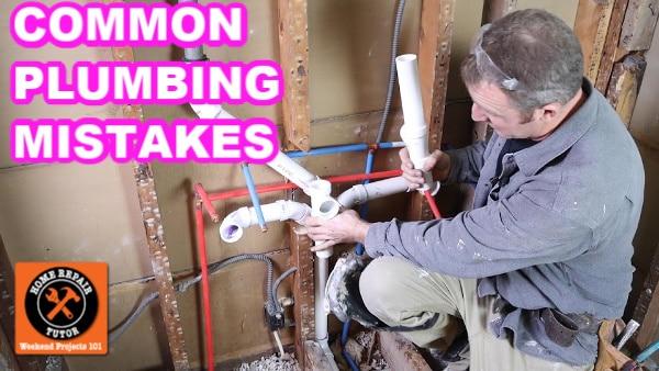 Bathroom Renovation Plumbing Mistakes