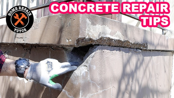 Concrete Porch Repair Tips for Beginners