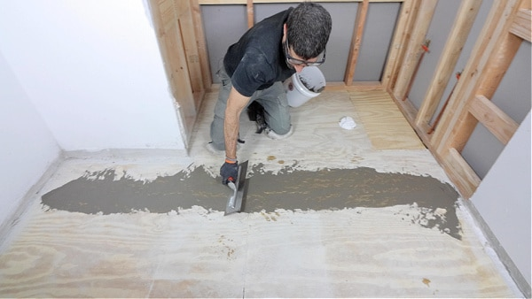 How to Apply Ardex Feather Finish over wood