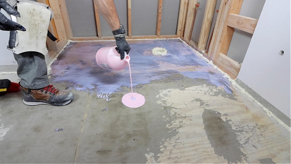 How to Apply Ardex P51 Primer