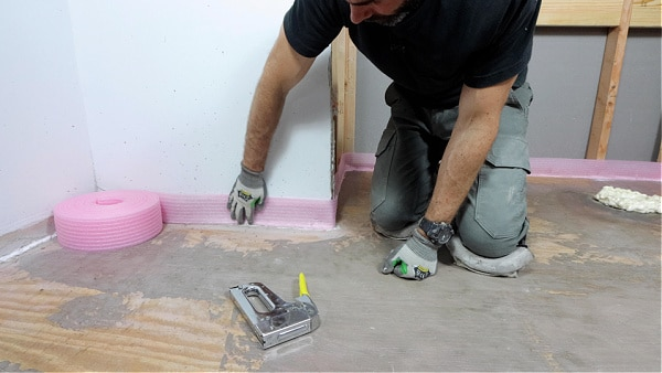 How to Seal Walls for Self Leveler