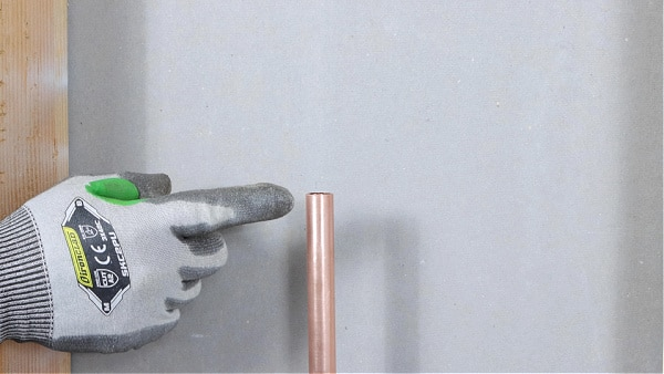 How to Prep Copper Pipe